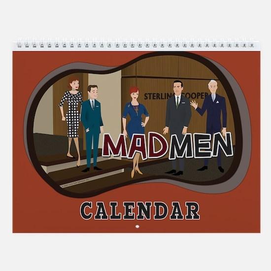 Mad Men Calendar