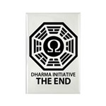 Dharma Omega Rectangle Magnet (100 pack)