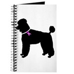 Poodle Breast Cancer Support Journal