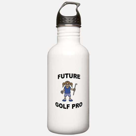 Future Golf Pro (Girl) Water Bottle
