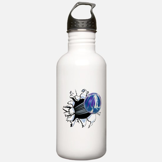 Breakthrough Bowling Ball Water Bottle