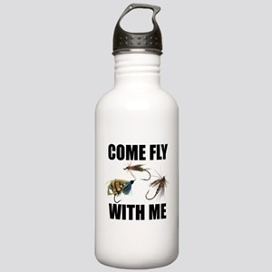 Come Fly With Me Stainless Water Bottle 1.0L