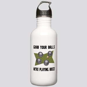 Bocce Stainless Water Bottle 1.0L