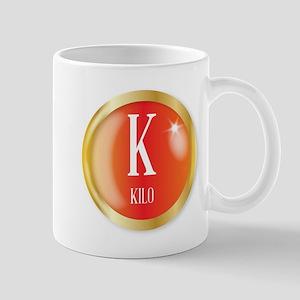 K For Kilo Mugs