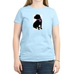 Shar Pei Breast Cancer Suppor Women's Light T-Shir