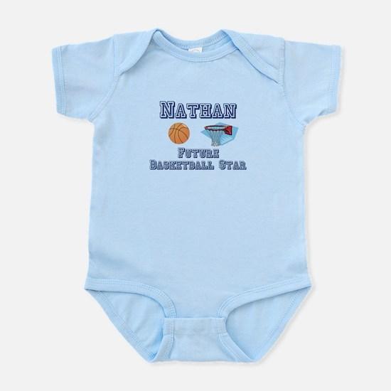 Nathan - Future Basketball St Infant Bodysuit