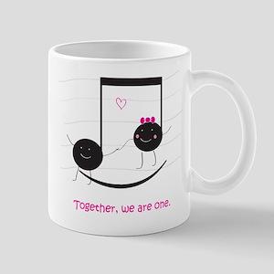 Togetherness Notes Mug
