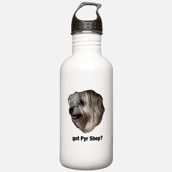 got Pyr Shep? Water Bottle