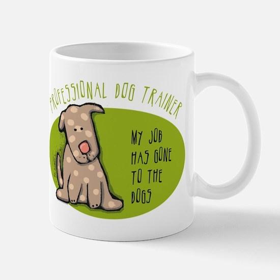 Funny Dog Trainer Mug