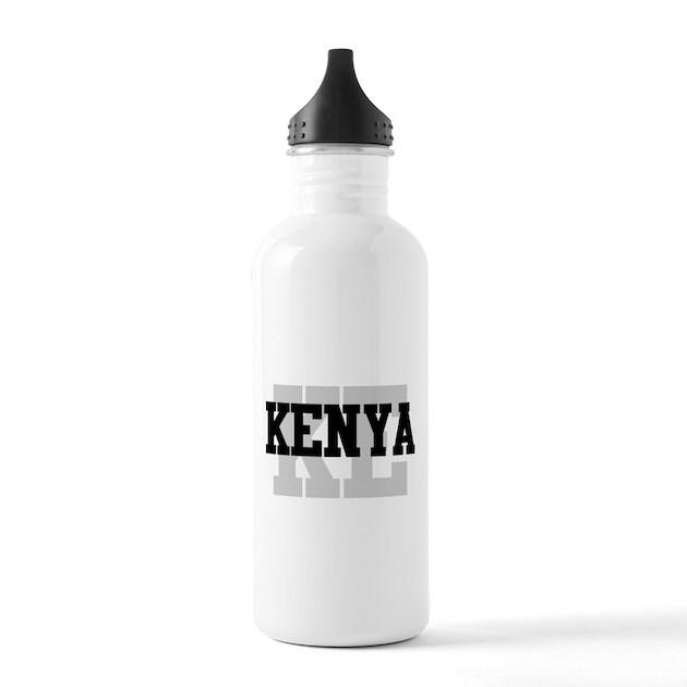 Water Bottle Kenya: KE Kenya Water Bottle By Oneworldgear