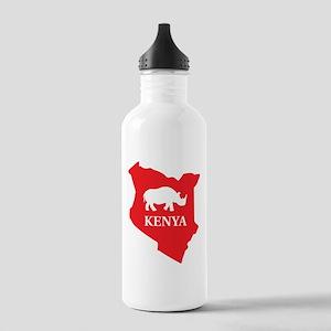 Kenya Stainless Water Bottle 1.0L