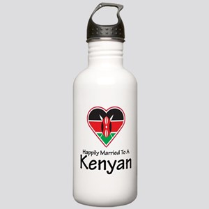 Happily Married Kenyan Stainless Water Bottle 1.0L