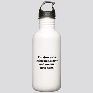 Palpation Sleeve Stainless Water Bottle 1.0L