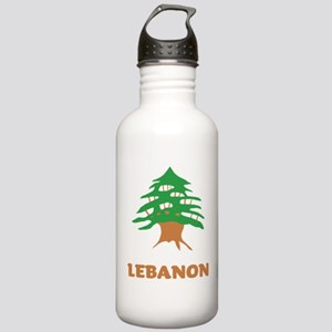 Lebanon Stainless Water Bottle 1.0L