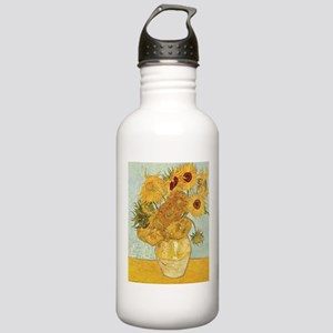 Van Gogh Sunflowers Stainless Water Bottle 1.0L