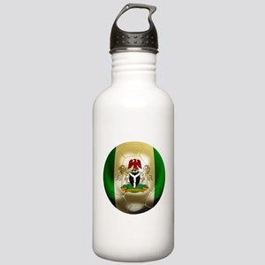 Nigeria Football Stainless Water Bottle 1.0L