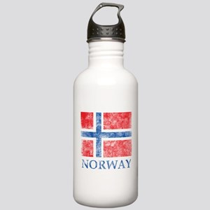 Vintage Norway Stainless Water Bottle 1.0L