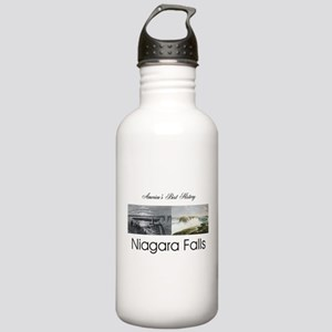 ABH Niagara Falls Stainless Water Bottle 1.0L