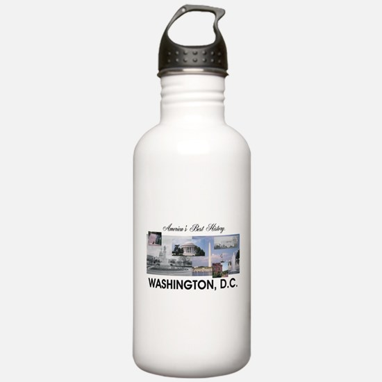 Washington Americasbes Water Bottle