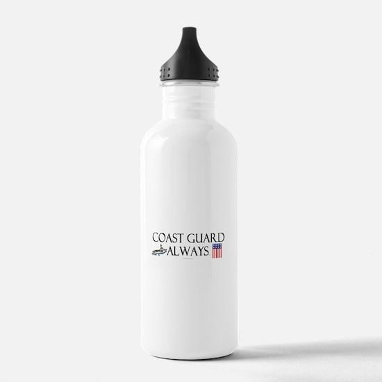 Coast Guard Always Water Bottle