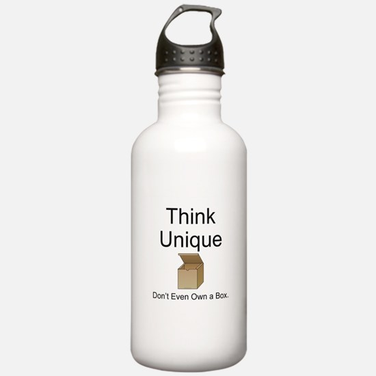 Think Unique Water Bottle
