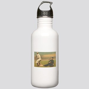 TOP Classic Baseball Stainless Water Bottle 1.0L