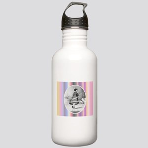 TOP Skate Beauty Stainless Water Bottle 1.0L