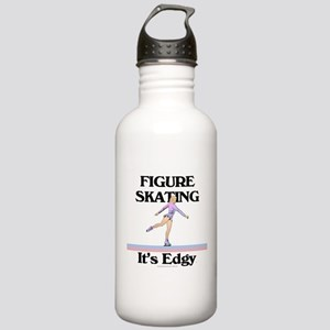 TOP Figure Skating Stainless Water Bottle 1.0L