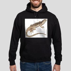 Desert Iguana Hoodie (dark)