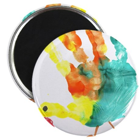 """Rex's Turkey 2.25"""" Magnet (10 pack)"""