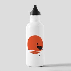 Crane bird Stainless Water Bottle 1.0L