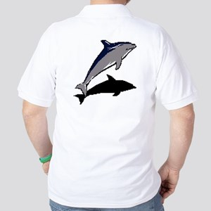 Dolphine's Cove Golf Shirt