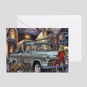 Christmas Surprise (pk Of 10) Greeting Cards