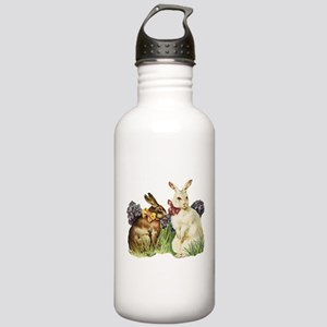 Easter Bunnys Stainless Water Bottle 1.0L