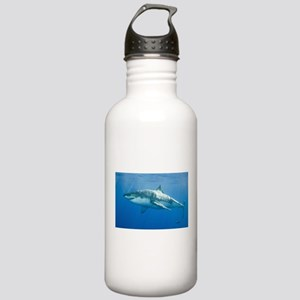 Great White Shark Stainless Water Bottle 1.0L