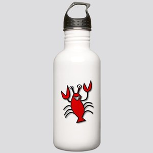 Red Lobster Stainless Water Bottle 1.0L