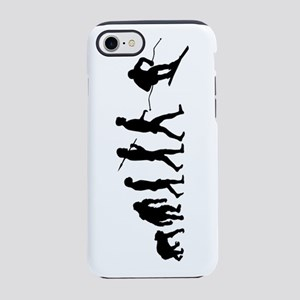Downhill Skiing iPhone 7 Tough Case