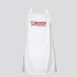 Brain Surgery Survivor Apron