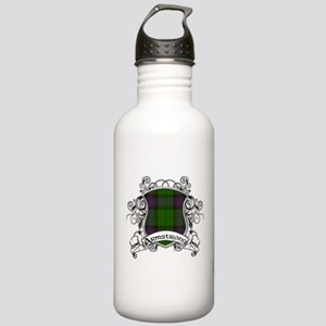 Armstrong Tartan Shield Stainless Water Bottle 1.0