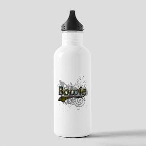 Bowie Tartan Grunge Stainless Water Bottle 1.0L