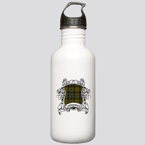 Campbell Tartan Shield Stainless Water Bottle 1.0L