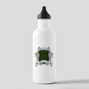 Davidson Tartan Shield Stainless Water Bottle 1.0L