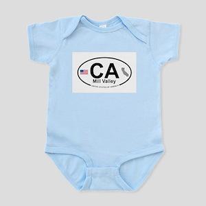Mill Valley Infant Bodysuit