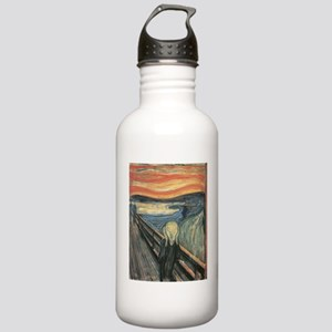The Scream painting Stainless Water Bottle 1.0L