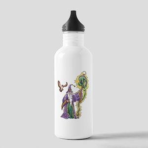 Purple Wizard Stainless Water Bottle 1.0L