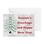 Brain Tree Greeting Cards (Pk of 10)