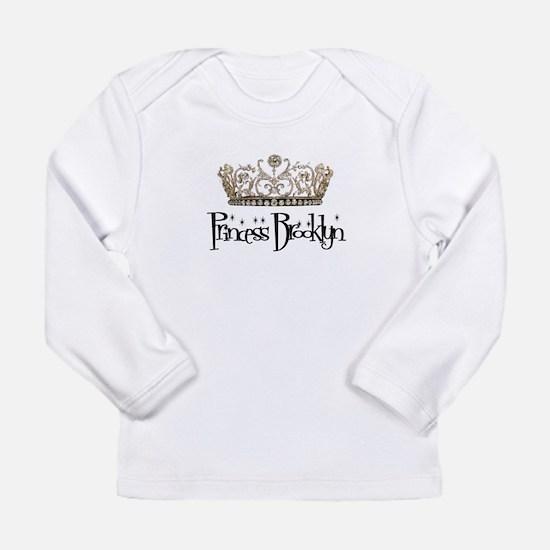 Princess Brooklyn Long Sleeve Infant T-Shirt