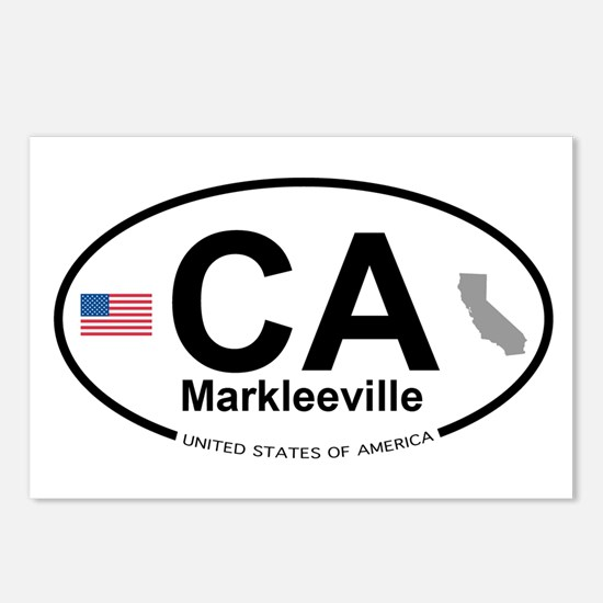 Markleeville Postcards (Package of 8)