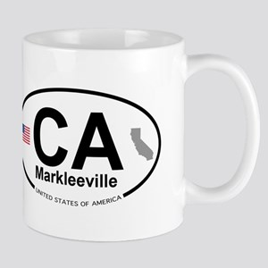 Markleeville Mug