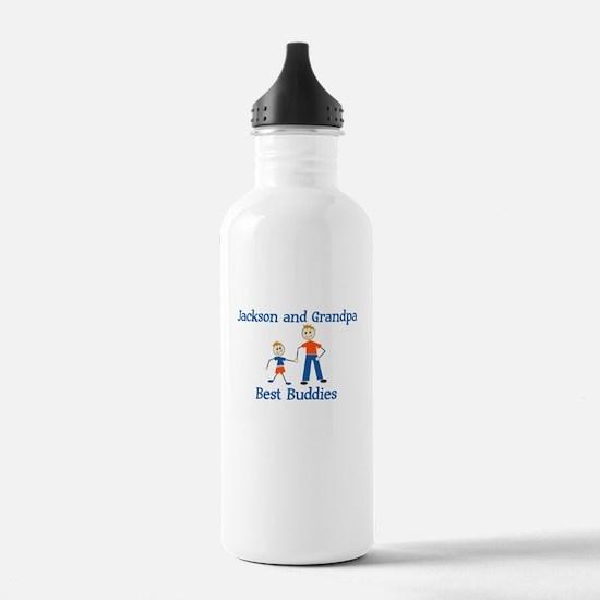 Jackson & Grandpa - Best Budd Water Bottle
